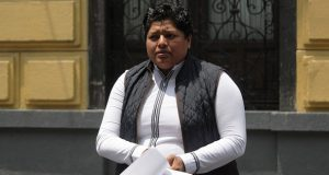 Karina Pérez acusa a PAN de linchamiento político mediante video