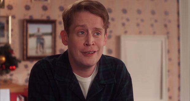 Macaulay Culkin recrea a Mi pobre angelito con ayuda de Google