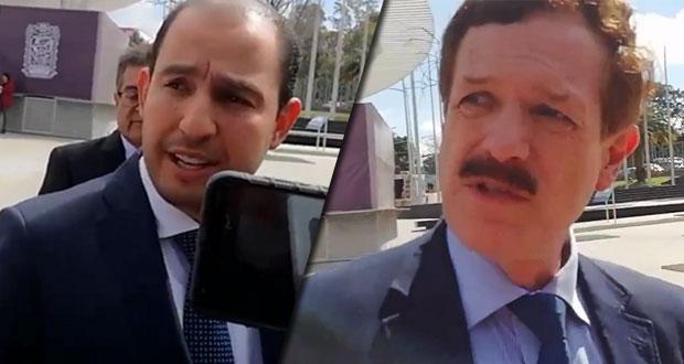 Cortés prevé que gobernadora conciliará; Romero Hicks llama a unidad
