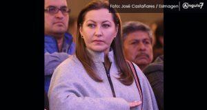 Martha Erika pide madurez política a López Obradora y trabajar conjuntamente