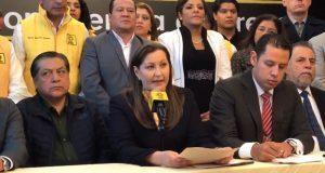 Martha Erika se reunirá con magistrados para no anular elección
