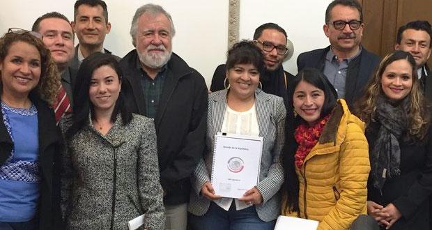 Nestora Salgado presenta lista de 199 presos susceptibles de amnistía