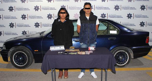 Detienen a uno por homicidio de alumna de BUAP y hermano durante asalto