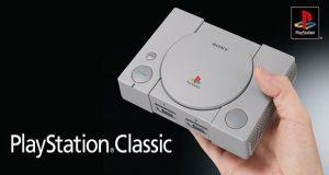 Sony lanza su PlaySatation Classic, versión mini