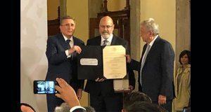 Premio Nacional de Derechos Humanos, a jurista Héctor Fix-Zamudio