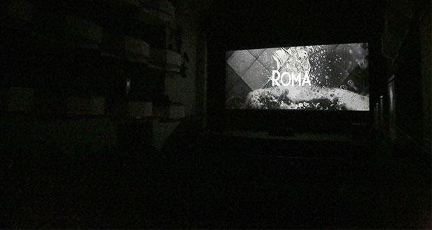 """Proyectan """"Roma"""", de Alfonso Cuarón, en el Teatro de la Ciudad"""