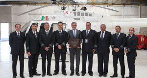 Puebla obtiene certificación sobre seguridad operacional aérea