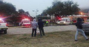 En Querétaro, explosión de pirotecnia deja 5 muertos y 7 heridos