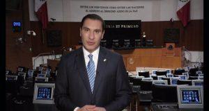 RMV presiona a AMLO desde Senado: busca echar atrás tope salarial