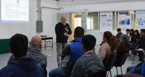 En San José Chiapa, instan a alumnos de BUAP a ser emprendedores