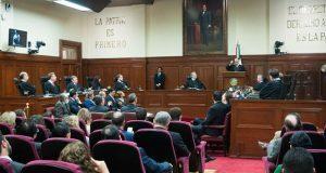 SCJN ordena aplazar 512 amparos de jueces contra tope salarial