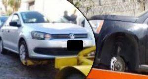SPP recupera seis vehículos y dos cajas secas en cinco municipios