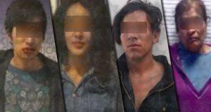 Por diversos delitos, detienen a 5 personas en Tehuacán y Puebla