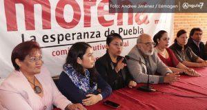 Socorro Quezada se va a Morena y rechaza buscar la gubernatura interina