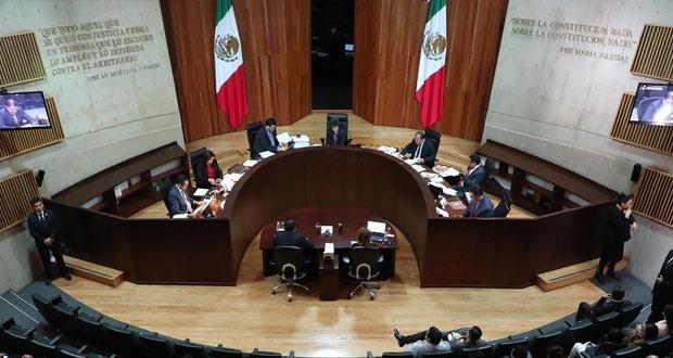 """""""Antidemocrática"""", sentencia del Tepjf para validar elección en Puebla: AMLO"""