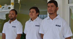 En Tochimilco, alumnos de BUAP diseñaron reconstrucción de primaria