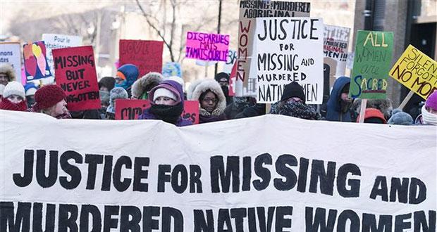 Violencia en Canadá contra mujeres indígenas, una constante