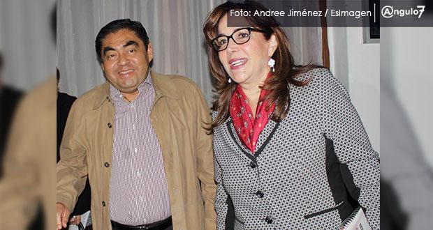 Afirma Polevnsky que Barbosa repetirá como candidato por la gubernatura