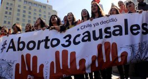 """Chile registra 535 abortos con """"implementación de ley débil"""""""