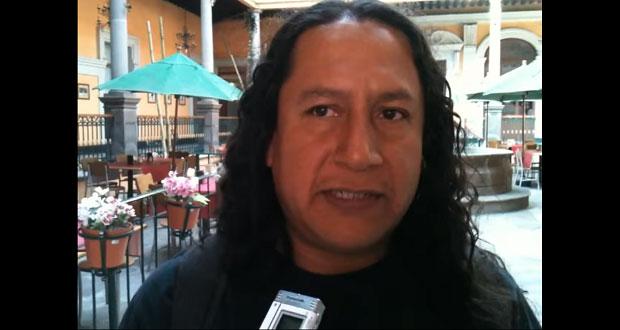 Detienen a activista Martin Barrios por portar arma de fuego