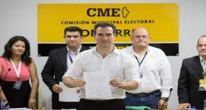 En elección extraordinaria, PRI quita al PAN alcaldía de Monterrey