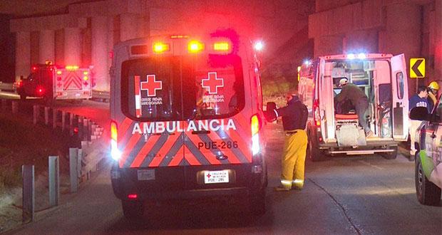 Choques en Periférico y la Siglo XXI dejan 3 muertos y 5 heridos