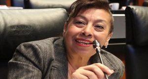 Muere a los 60 años Angélica García, senadora y fundadora de Morena