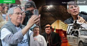 En febrero, Cárdenas no logra aparecer en la boleta y Montemayor es exonerado