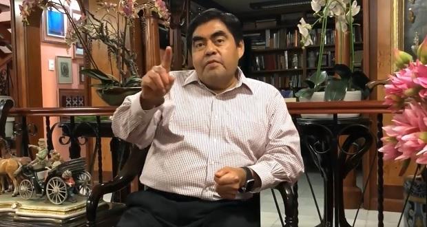 Tepjf perdió credibilidad por no anular elección, asegura Barbosa