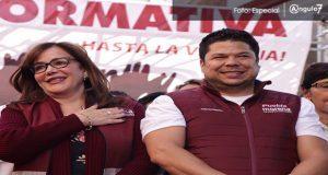 Ciudadanos juzgarán a diputados si se venden al morenovallismo: Biestro