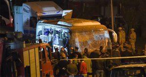 Mueren dos y 14 resultan heridos tras atentado en pirámides de Guiza