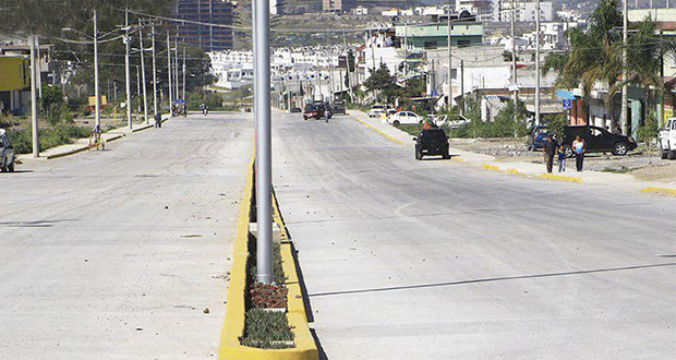 Analiza SIMT colocación de semáforos en bulevar Carmelitas