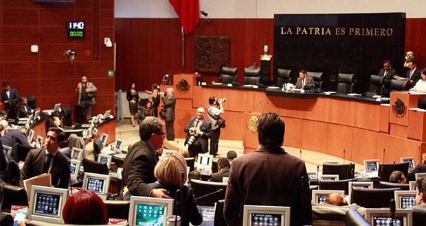 Por mayoría, senadores avalan en lo general la Ley de Ingresos