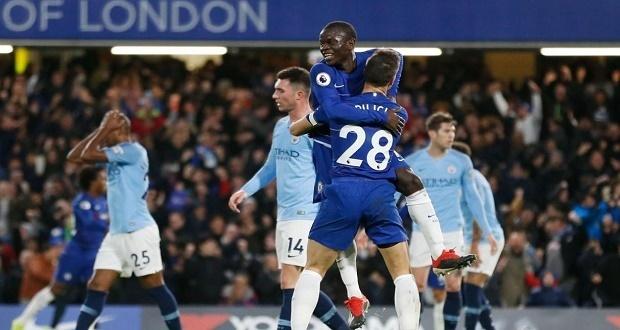 Chelsea rompe racha del Manchester City de 21 partidos sin derrota