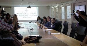 Por ir a la Segom, diputados de Morena-PT-PES no van a comisiones del Congreso
