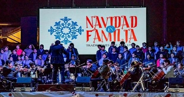 La Sonora Santera y Dinamita se presentan en convierto navideño