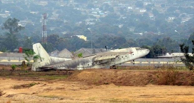 Al menos 38 heridos tras estrellarse avión militar en el Congo