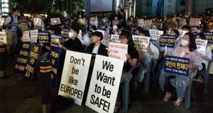 El sentimiento antimigrante también llega a Corea del Sur