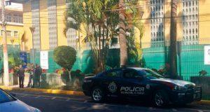 Investigan detonaciones del CJNG en consulado de EU en Guadalajara