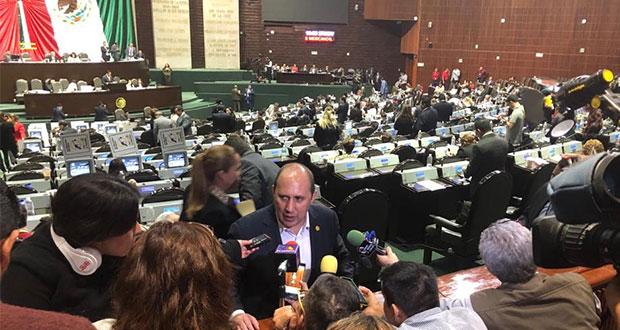Extinción de dominio ayudará contra huachicol en Puebla: Manzanilla