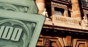 Banxico advierte que economía crecería menos y dólar encarecerá en 2019