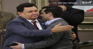 El tiempo suavizará relación Martha Erika-Congreso: Héctor Alonso