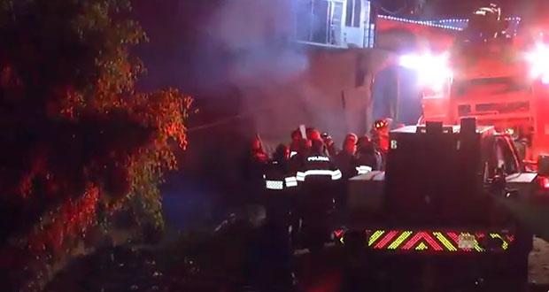 Son 7 los menores fallecidos en incendio de Iztapalapa, corrige PGJ