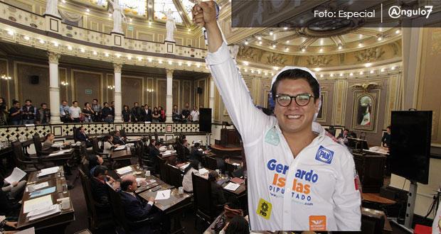 Gerardo Islas, el más faltista del Congreso local; no fue a 26% de sesiones