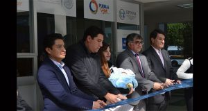 Abren módulo del Registro Civil en Hospital Universitario de Puebla