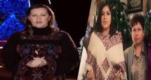 Martha Erika y Claudia Rivera desean felices fiestas a poblanos