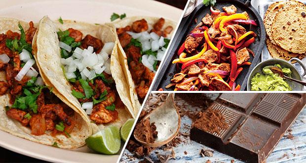 3 de las mejores comidas del mundo son de México y sí, hay tacos