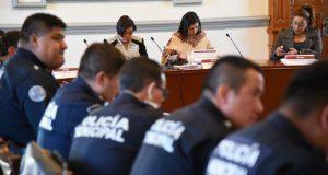 En mesa de seguridad, reportan 123 detenidos en una semana