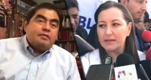 Barbosa expresa apoyo al Tepjf y Martha Erika afirma que respetará sentencia