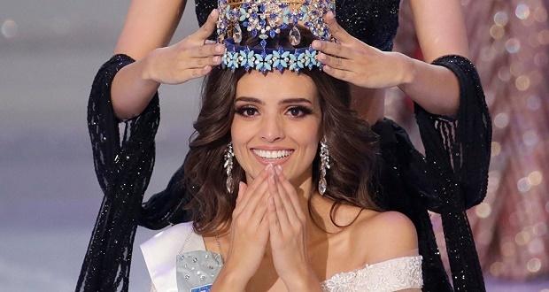 Vanessa Ponce, la mexicana que se corona como Miss Mundo 2018